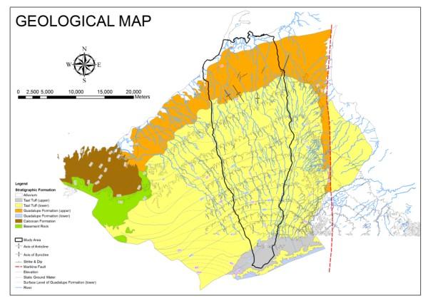 geological hazard